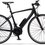 ヤマハの電動アシストクロスバイク、YPJ-C!