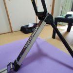 【インプレ】MINOURA FG220。ハイブリッドローラーの騒音は?トレーニングに使える??