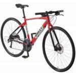 人気のRIDLEY初のクロスバイク、TEMPOが登場!ディスクブレーキ搭載で街乗りに便利。