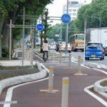 自転車道で自転車同士が正面衝突事故!という報道を見て思うこと。
