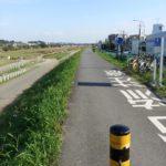 サイクリングロードでの並走は、道交法の違反行為なのか?